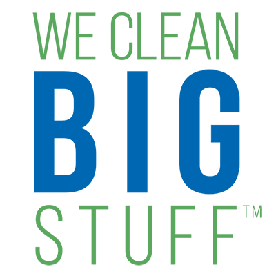 We Clean Big Stuff