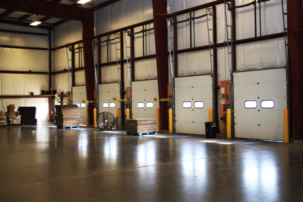 Warehouse Cleaning Solutions Eti Pressure Washing