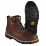 Slip Resistant Waterproof Boots w/Steel Toe