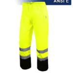 Hi-Vis Reflective Winter Pants